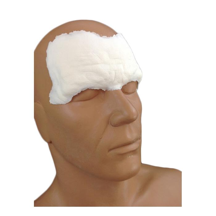alt Rubber Wear Old Age Forehead #1 Foam Latex Prosthetic (FRW-141)
