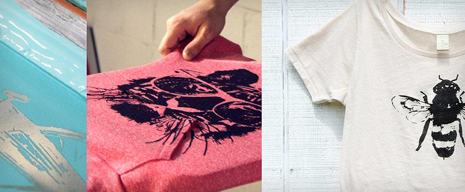 eco friendly screen printing