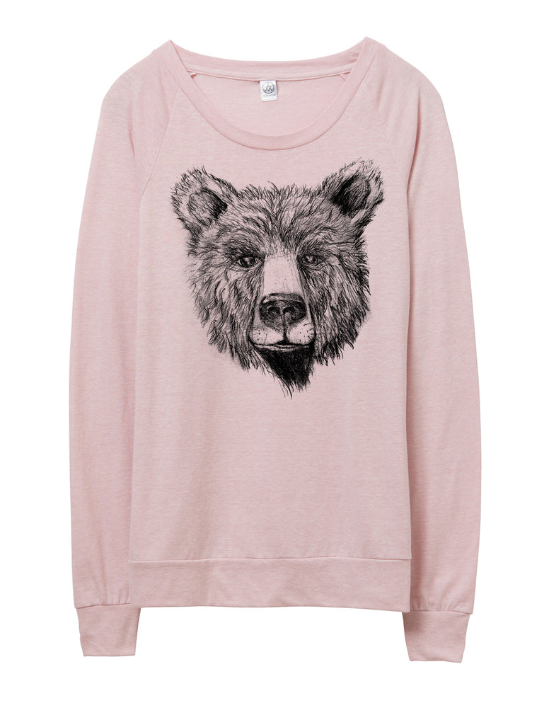 Women's Bear Top