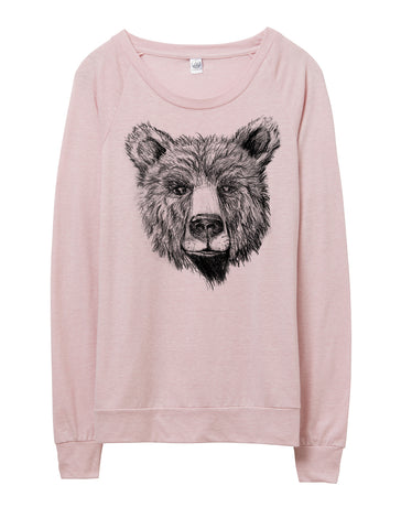 Womens Bear Top