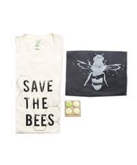 Mens Save The Bees Tshirt Bundle