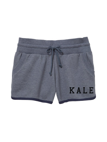 Women's Kale Shorts