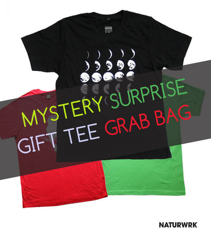 3 Surprise Shirts Gift Bundle
