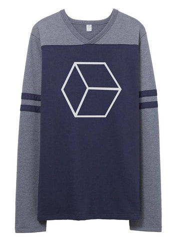 Mens Cube Sweater