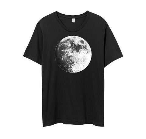 Mens Moon Tshirt