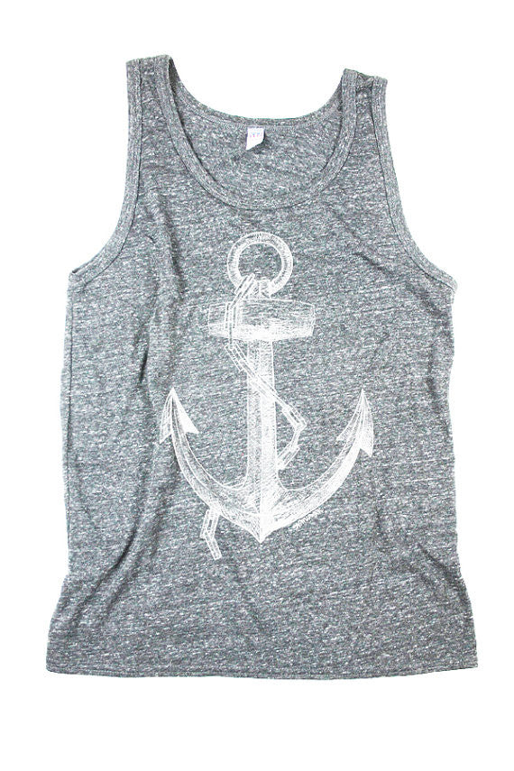 Men's Anchor Tank Top