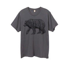 mens bear shirt