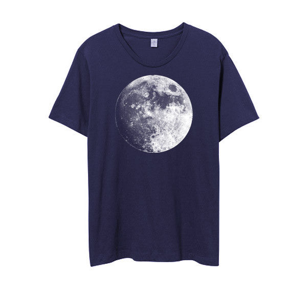 Men's Midnight Moon Tshirt