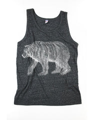 Mens Polar Bear Tank Top