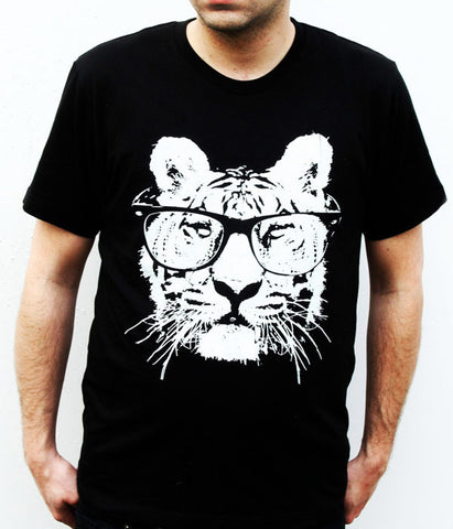 Mens Tiger Tshirt
