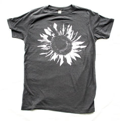 Mens Sunflower Tee