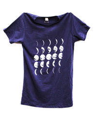 SALE! Women's Lunar Phases Tshirt