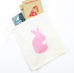 rabbit gift bag