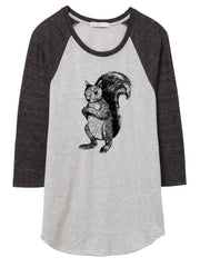 womens squirrel shirt