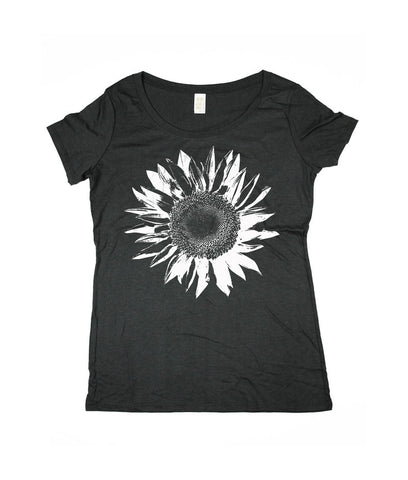 Womens Sunflower Tee