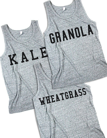 Workout Tank Top Three Pack