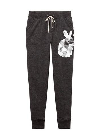 Womens Rabbit Jogger Pants