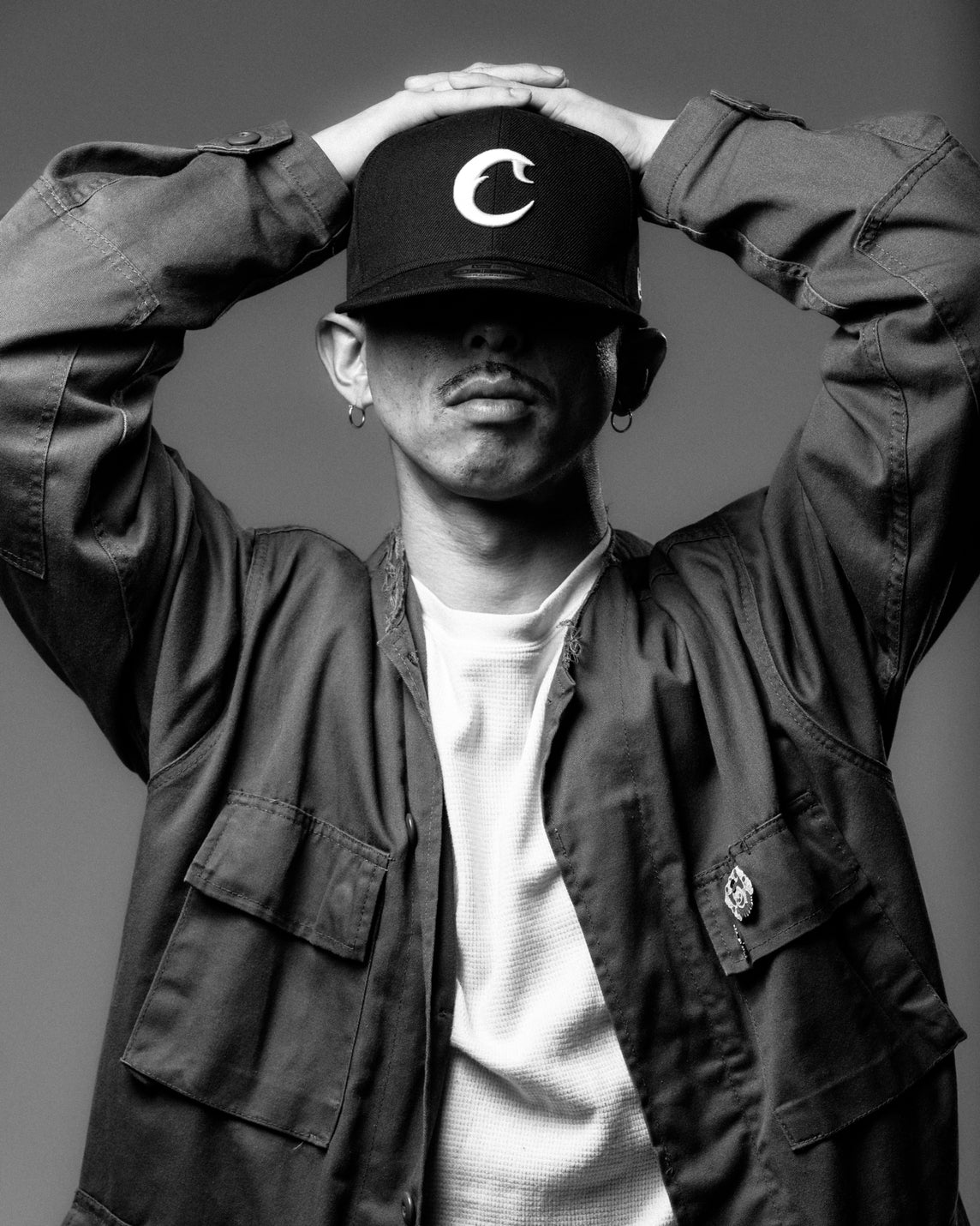 CYPHERCODE × NEWERA 9FIFTY SNAPBACK