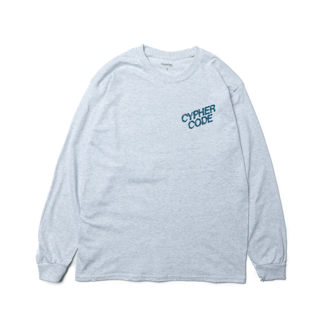 VIBES LOGO L/S TEE