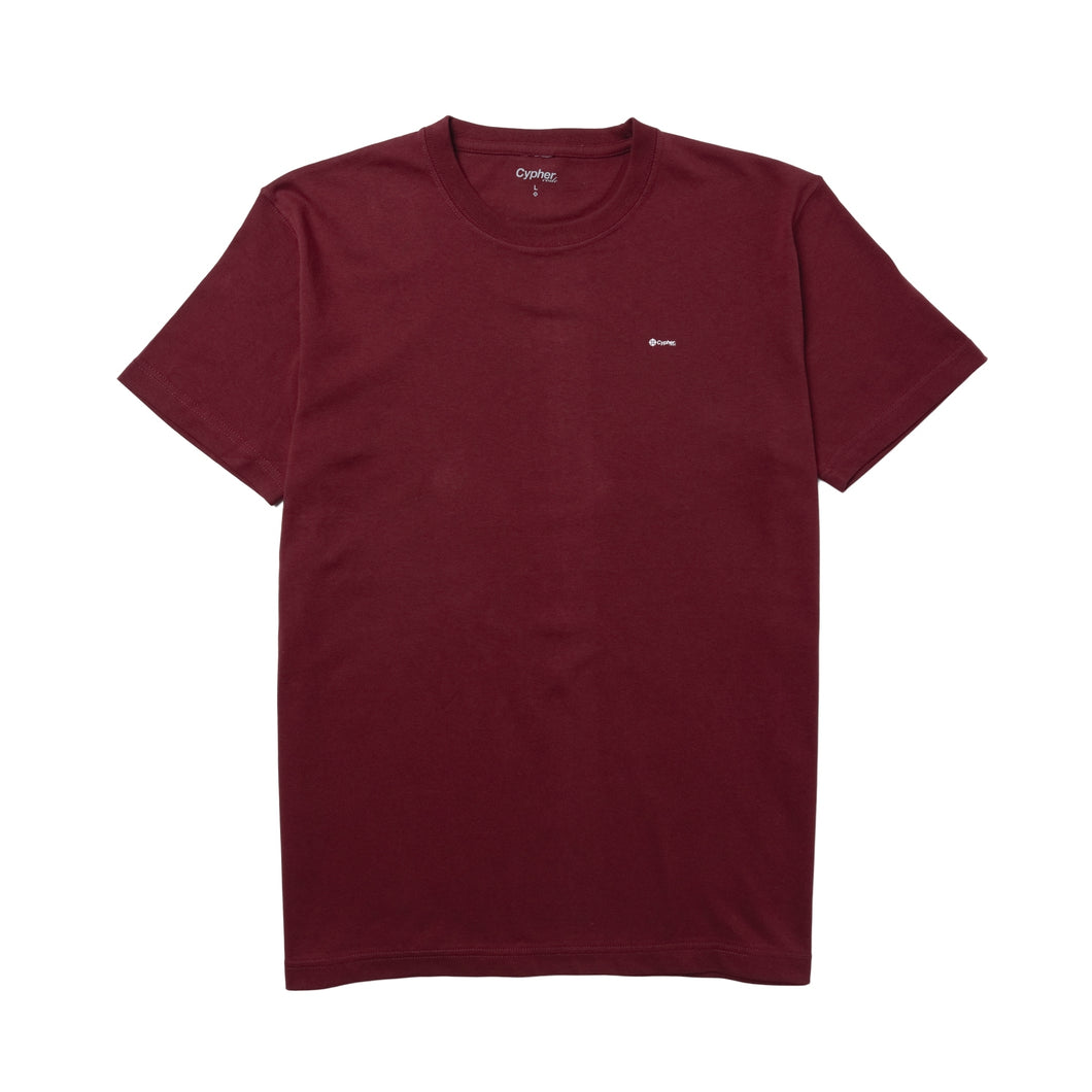 PREMIUM HEAVY WEIGHT MICRO LOGO TEE