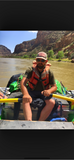 Grand Canyon Andy skyline beef river running