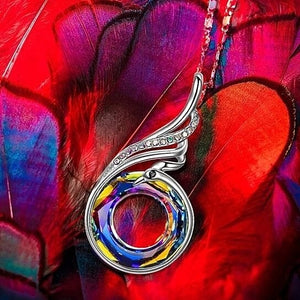 Rise of the Phoenix Necklace