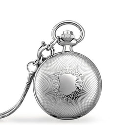 Mini Women's Pocket Watch Exquisite Retro Flip Quartz Pocket Watch Fashion Gift Watch Custom Watch Relojes Mujer
