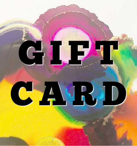 Gift Card - £5 of each sale goes to the Coronavirus appeal.