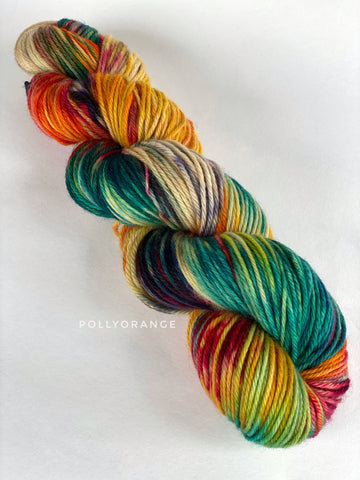 Yonks  - hand dyed yarn