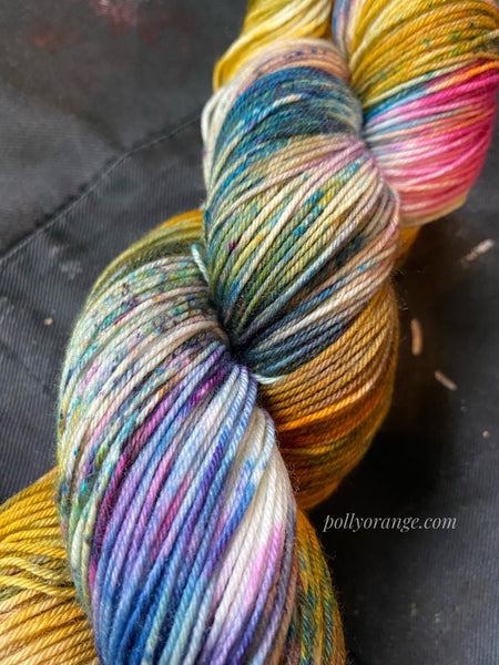 Life's a gamble - 4ply yarn