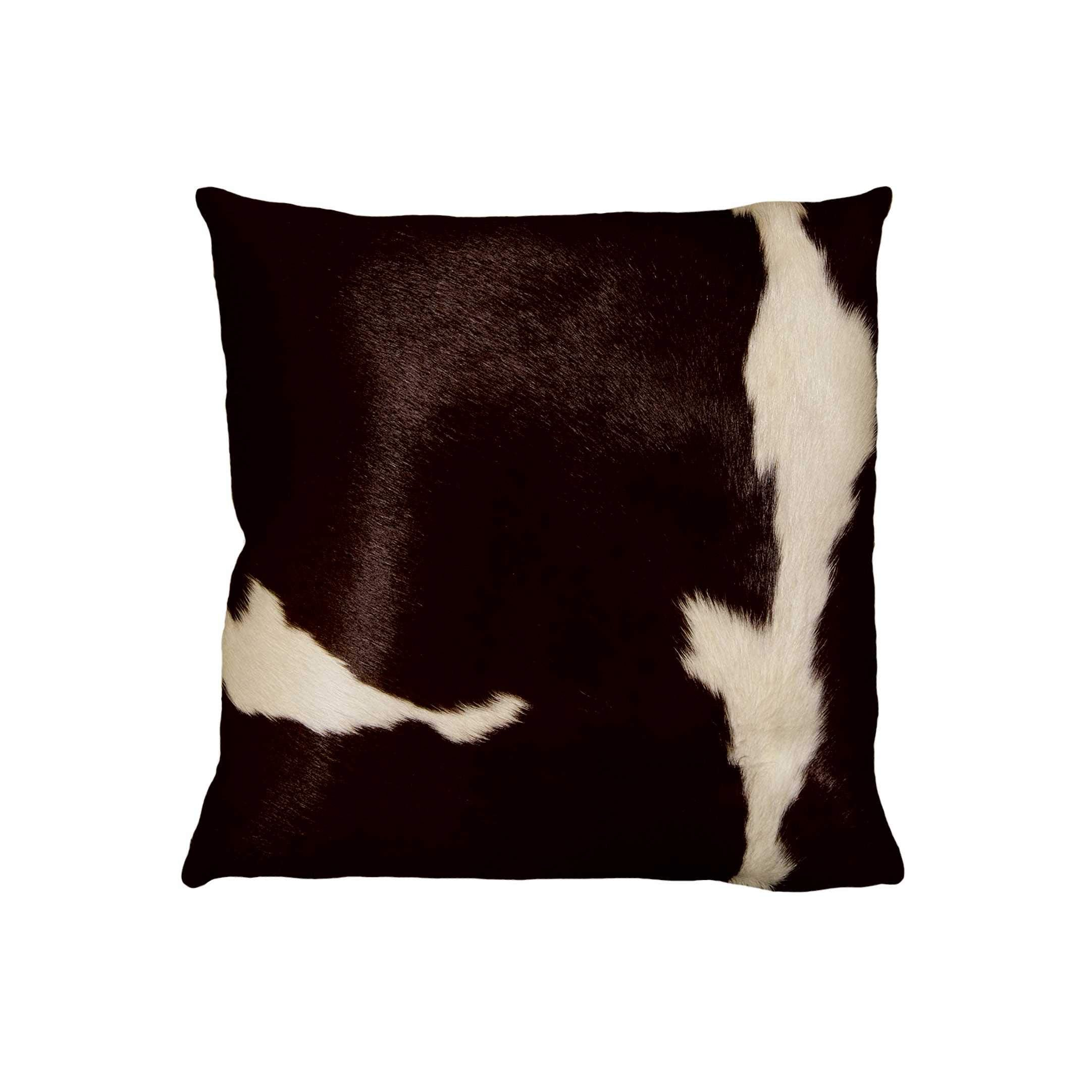 Home Splendor™ Cowhide Pillow 18