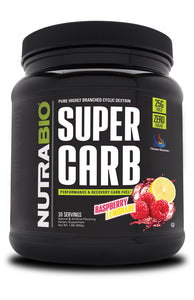 NutraBio Supercarb - 1.9 lbs