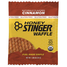 Load image into Gallery viewer, Honey Stinger Organic Gluten Free Waffle