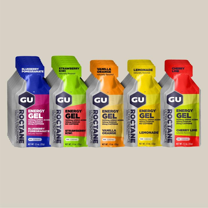 GU Energy - Roctane Energy Gel