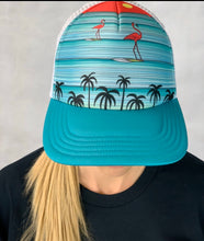 Load image into Gallery viewer, Flamingo Trucker by Smartwool