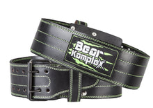 Load image into Gallery viewer, Bear KompleX - Genuine Leather Buckle Belt