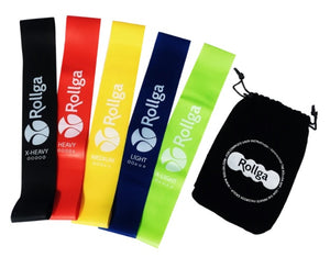 Rollga Resistance Band Set