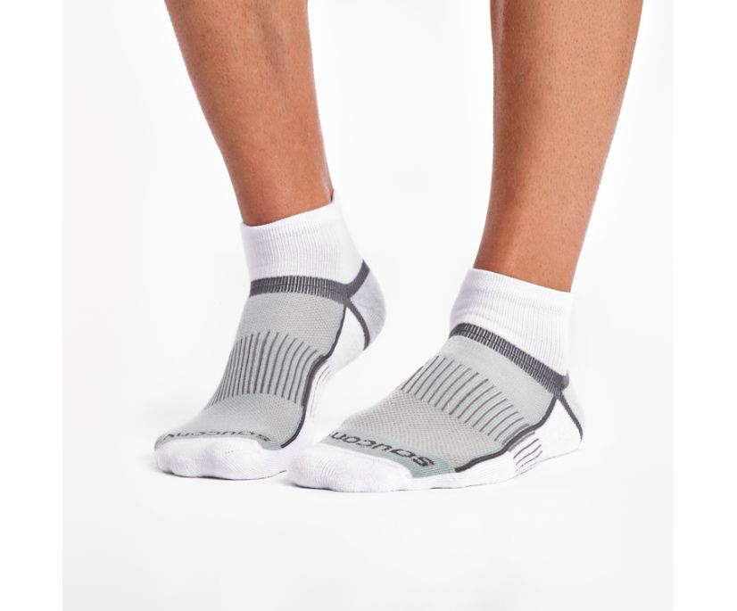 Saucony Inferno Ultralight Quarter Socks