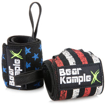 Load image into Gallery viewer, Bear KompleX Wrist Wraps