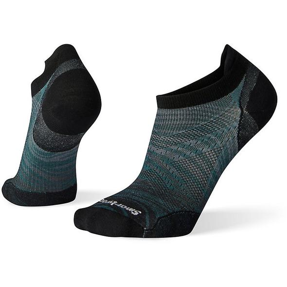 Smartwool PhD Run Ultra Light Wave Print Micro