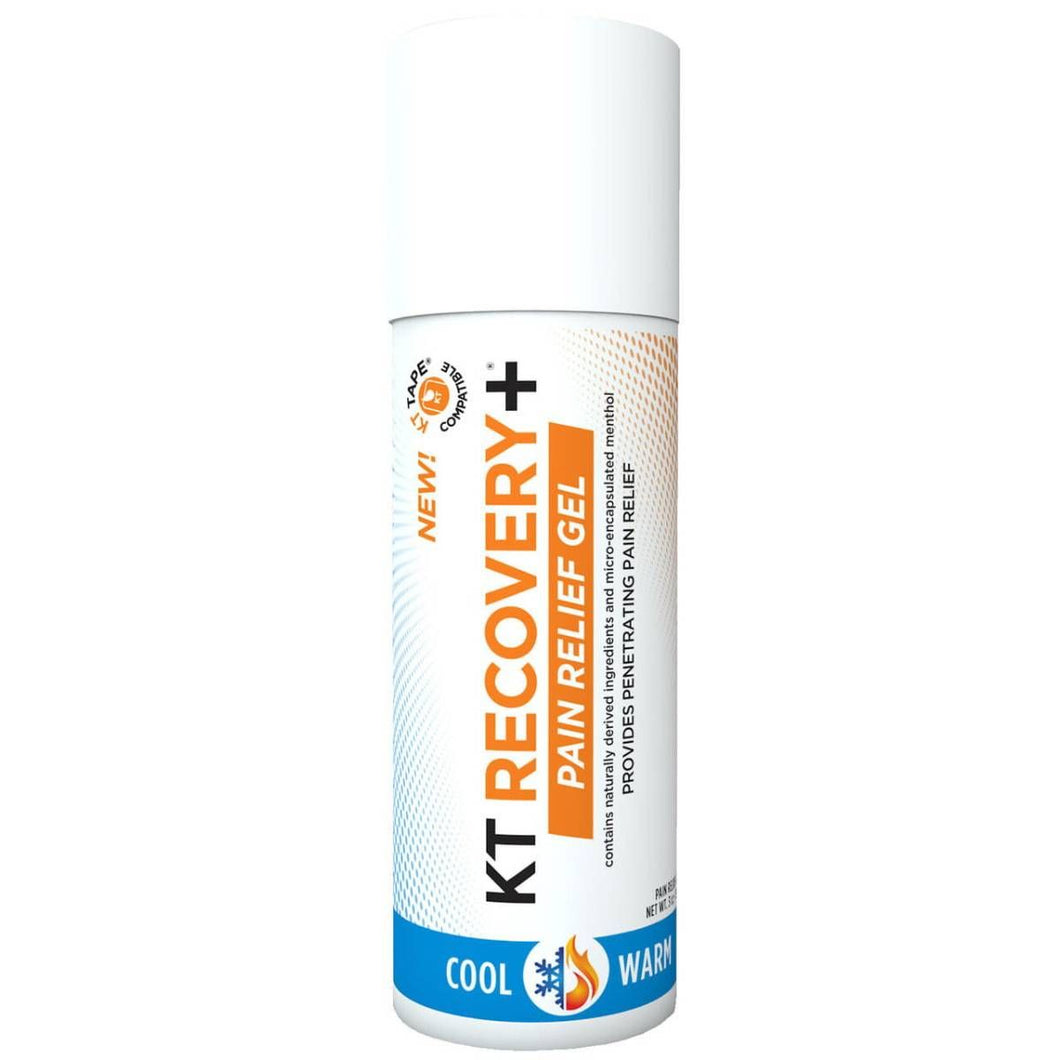 KT RECOVERY+ PAIN RELIEF GEL ROLL-ON