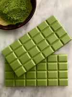 Matcha White Chocolate Bar - 31% Dominican Republic