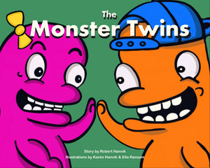 The Monster Twins Paperback