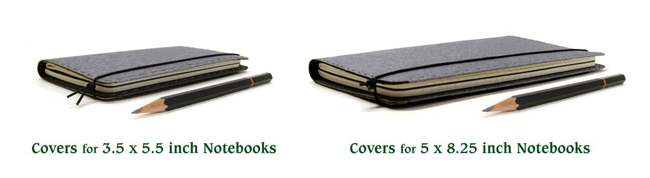 BioLogues Notebook Covers for Pocket Moleskine Notebooks