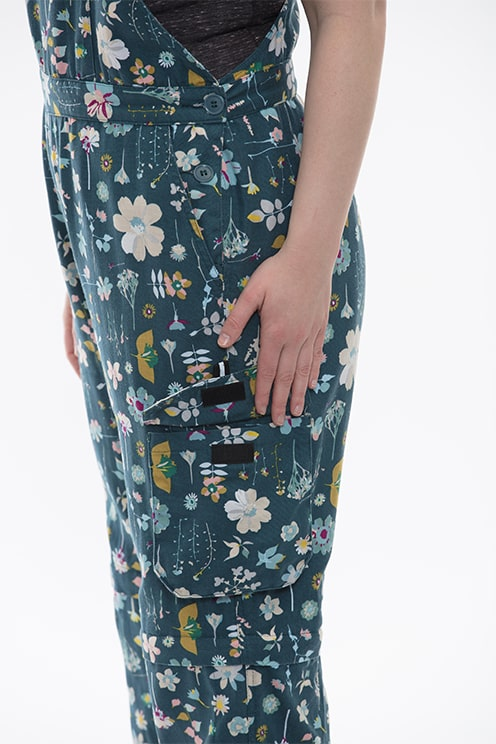 Boutique Overall | Vintage Floral