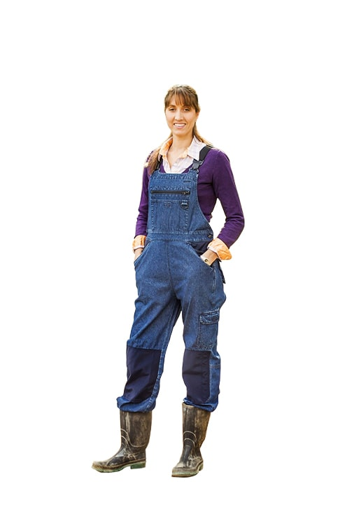 Rosies Lightweight Overall | Lightweight Denim