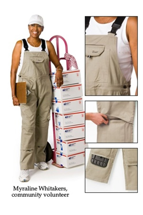 Rosies Classic Overall | Tan