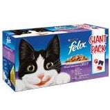 Felix Mixed selection in Jelly x 96 pouches GIANT BOX