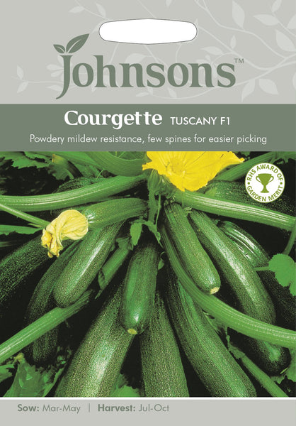 COURGETTE Tuscany F1