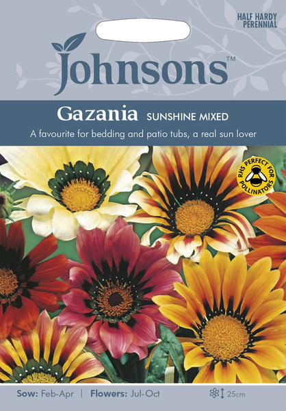 GAZANIA Sunshine Mixed